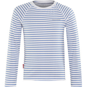 Craghoppers NosiLife Barnaby Longsleeve Tee Kids owhite/blubl